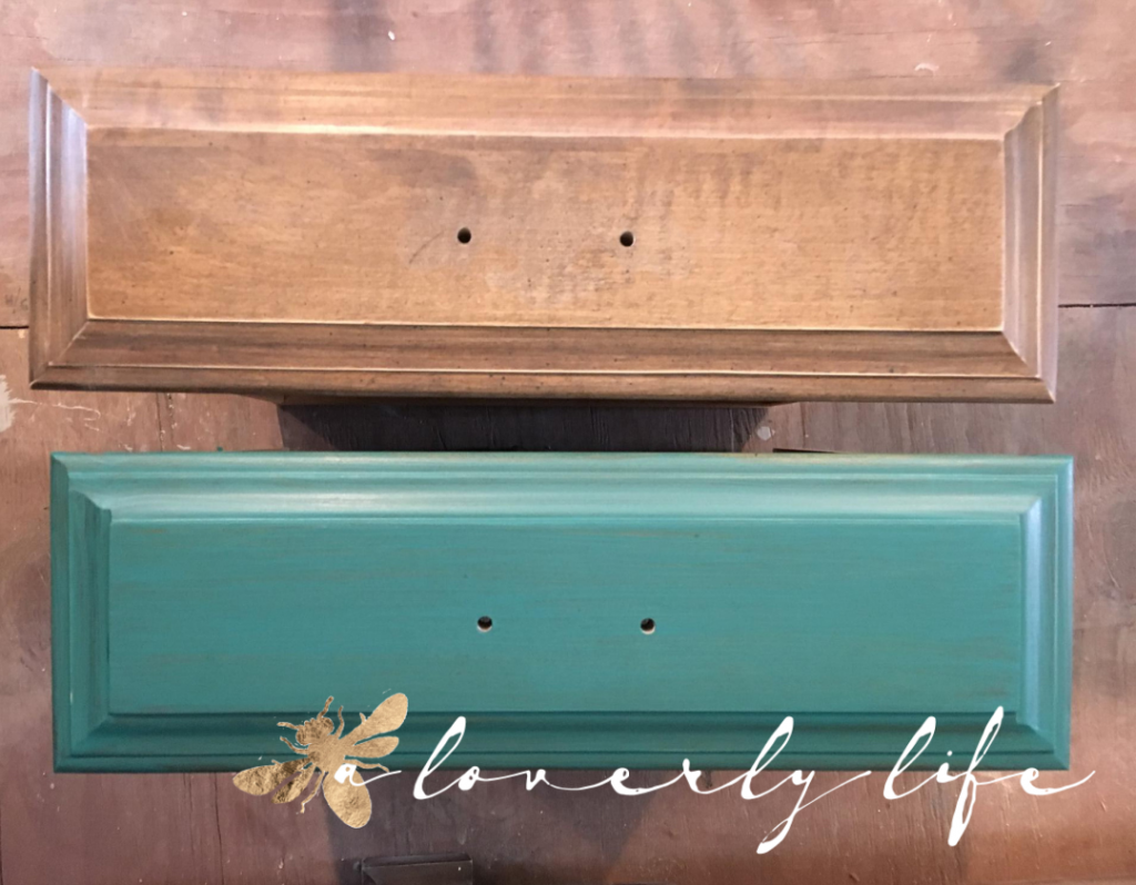 drawers, painting, bold and beautiful transformation, a loverly life
