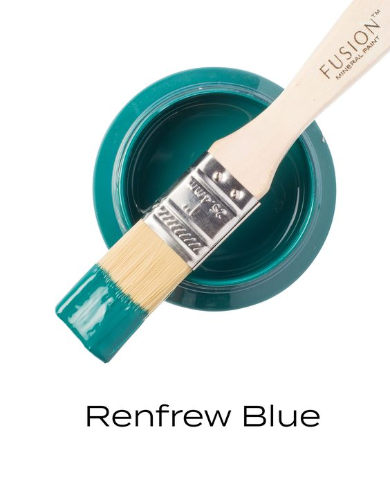 renfrew blue, a loverly life, bold and beautiful transformation