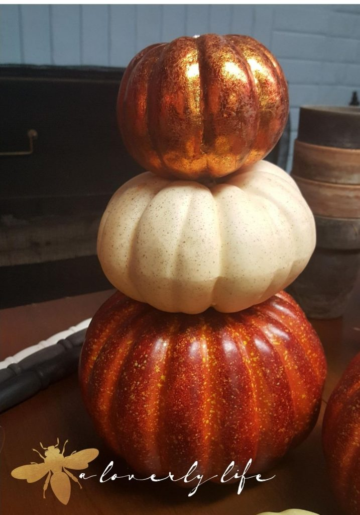 testing the pumpkin stack for the pumpkin topiary