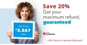 loverly  20 discount turbotax