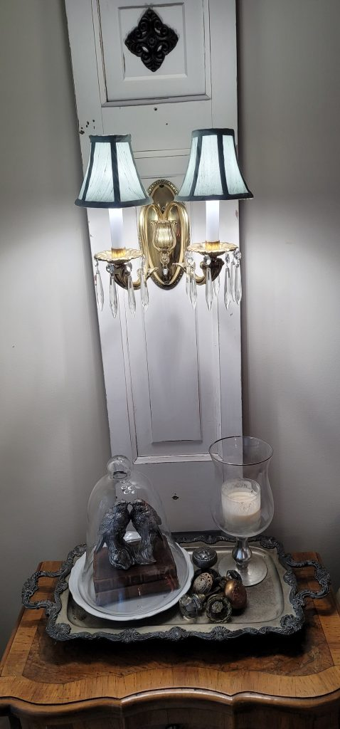 floor lamp sconces | a loverly life